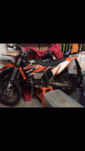Great shape ktm exc 300 electric start, rekluse clutch