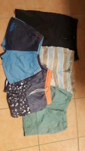 Boys size 10 shorts bundle