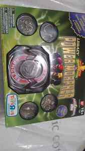 Legacy power morpher collectable!