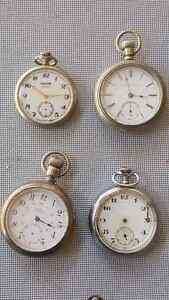 Pocket watches for parts Cambridge Kitchener Area image 1