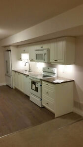 For Rent  Big 2 bd. basement  apartment in Barrie