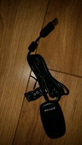 Connecteur sans fil manette xbox 360 pour PC