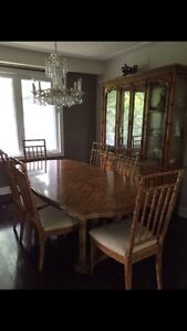 PENTHOUSE DINING ROOM SET