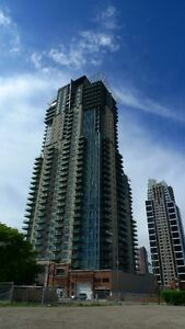 20+floor downtown apartment by Stampede,BMO,Saddle Dome