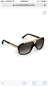 19f10989faeb Louis Vuitton Sunglasses -