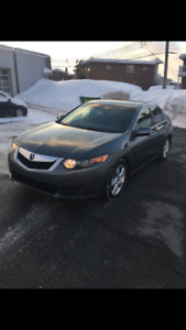 ACURA TSX 2009  A VOIR!! MUST SEE!!