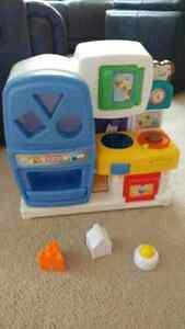 Little tykes first kitchen toy