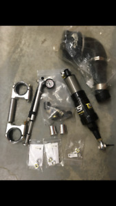Timbersled TSS complete kit for KTM or Husky