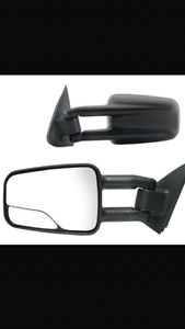 Chevy/ Gmc Tow Mirrors