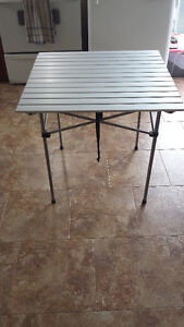 Fold-up Camping Table with Carry Bag
