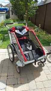 Remorque Chariot double Cougar 2