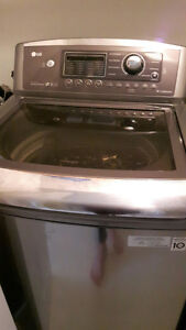 Washer & Dryer By LG...18 Months Old with Warranty Remaining