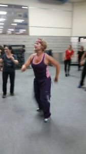 ZUMBA INSTRUCTOR AVAILABLE TO TEACH MORNING/AFTERNOON CLASSES