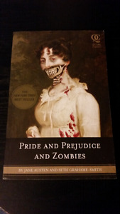 Book- Pride and Prejudice and Zombies