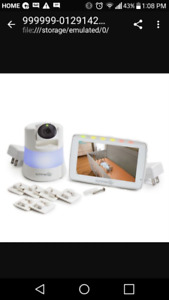 Summer infant Wide view baby monitor 2.0 color