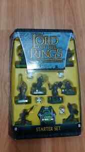 Lord of the Rings Tradeable Miniatures Game Starter Set Gatineau Ottawa / Gatineau Area image 1
