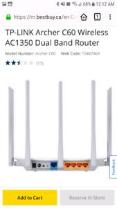 Brand New Tp Link Router for Sake
