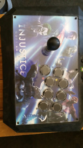 Injustice Fight stick xbox 360