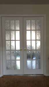 French Doors | Kijiji in Greater Montréal. - Buy, Sell & Save with ...
