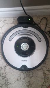 Roomba vacuum cleaner