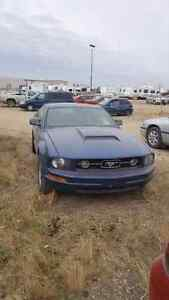 Complete 2006 Ford Mustang for Parts