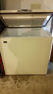 2 freezers for sale
