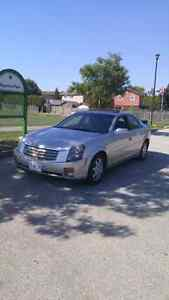 Cheap! 2006 Cadillac Cts LOW KMS! Etest & Safety
