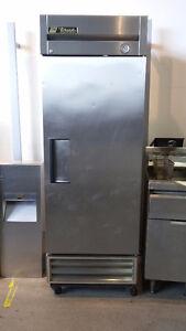 True Commercial Single Door Reach in Freezer