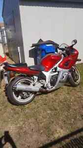 REDUCED 2001 Suzuki SV650 for Sale
