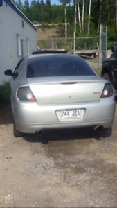 2004 Dodge Neon Srt4 Faus sa part !!