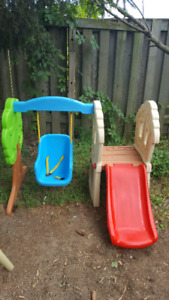 Little Tikes Swing and Slide Set