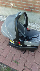 $50 car seat with cradle