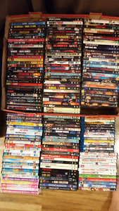 Awesome Blu-Rays and DVDs