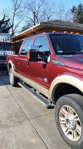 2011 Ford F-250 SD  King Ranch Pickup Truck