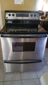 JENN AIR STAINLESS STEEL 30 INCHES STOVE FOR SALE