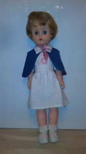 Vinatage Reliable Doll Made In Canada 1960 In Nurses Outfit