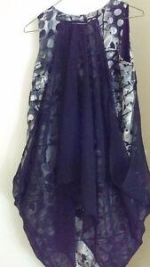 Evening Italian Dress S