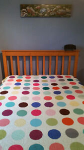 Locally Made Quilt