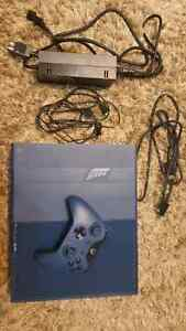 Forza Blue 1 TB Xbox One + 16 games + extra controller Peterborough Peterborough Area image 3