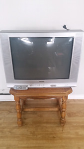 FREE TV and remote. For FREE