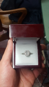 2.29ct Women's Engagement Ring - $28,084 Appraised Value