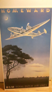 KLM Commemorative Advertising