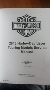 For Sale: 2013 Harley Ultra Classic Service Manuel
