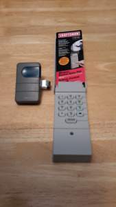 Remote Controls for Craftsman Garage Door Opener