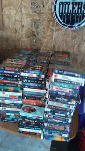 vhs movies for sale a ton of them make offer for lot!!!