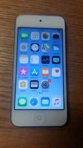 iPod touch ( 6th gen )
