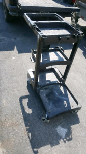 VERSATILE AND HIGH QUALITY CART!!