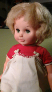 1971 TOPPER TOYS SMARTY PANTS DOLL