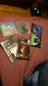 ps1 ps2 playstation games sale or trade