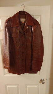 Vintage Leather Jackets Open to Offers Reduced